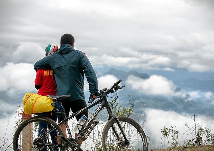 Lựa chọn đồ phù hợp khi đi phượt xe đạp