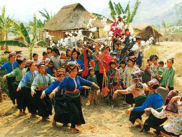 Lễ hội Mương A Ma dân tộc Xinh Mun