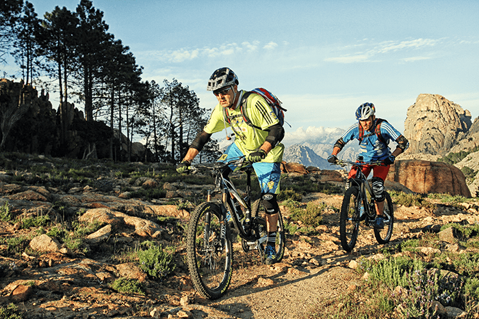 Lựa chọn cung đường hợp lý cho chuyến đi phượt xe đạp của bạn