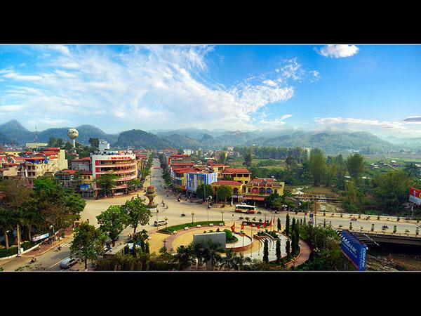Tổng quan về thành phố Sơn La