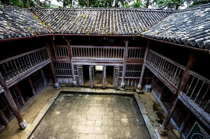 Dinh họ Vương ở Hà Giang