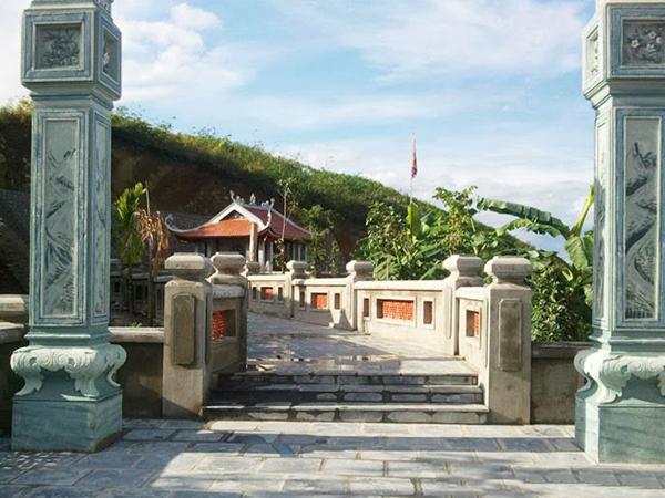 Đền thờ Nàng Han (Linh Sơn - Thủy Từ)