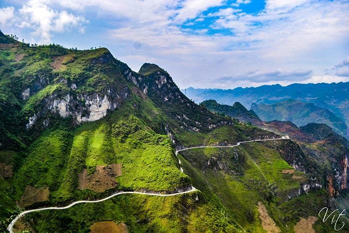 Đèo Mã Pì Lèng - một trong tứ đại đỉnh đèo ở Tây Bắc