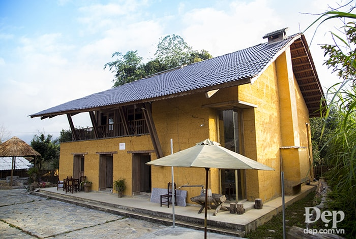 Homestay tại Làng du lịch cộng đồng thôn Nặm Đăm, xã Quản Bạ