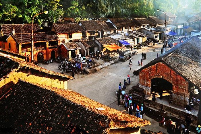 Khu thị trấn Phố cổ Đồng Văn