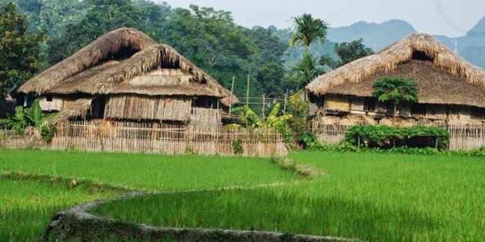 Làng du lịch cộng đồng thôn Nặm Đăm, xã Quản Bạ