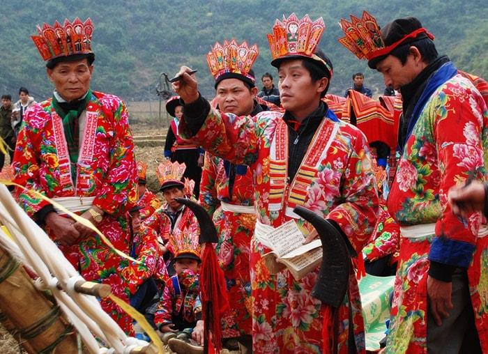 Lễ hội Cấp Sắc của người Dao ở Hà Giang