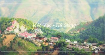 Kinh nghiệm du lịch Mèo Vạc Hà Giang thăm chợ tình Khâu Vai