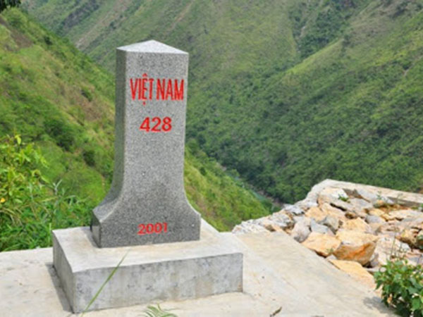 Mốc 428 - Cực Bắc của Việt Nam