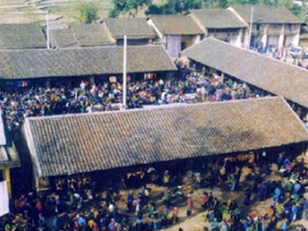 Chợ Đồng Văn cũ
