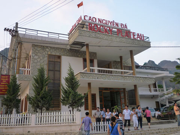 những nhà nghỉ, khách sạn nghỉ chân tại Đồng Văn