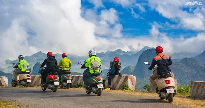 Phượt Hà Giang bằng xe máy