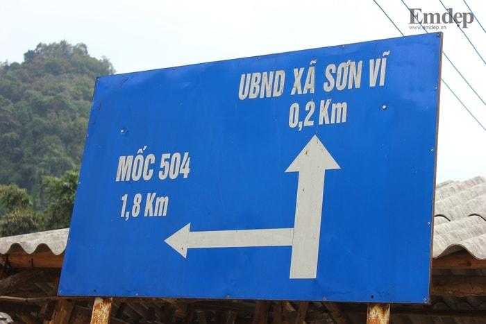 Sơn Vĩ, một xã thuộc huyện Mèo Vạc, Hà Giang