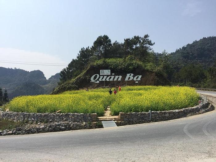 Thị trấn Quản Bạ, Hà Giang