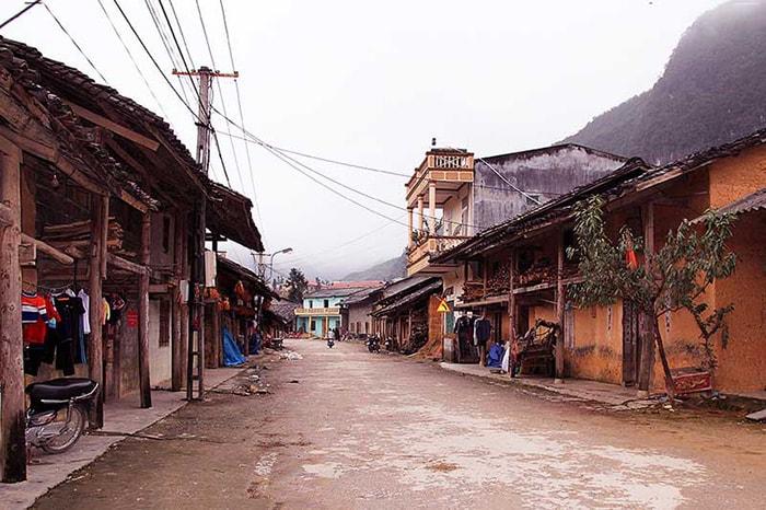Thị trấn Phố Bảng, Đồng Văn
