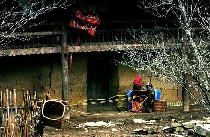 1 góc thị trấn Phố Bảng, Đồng Văn