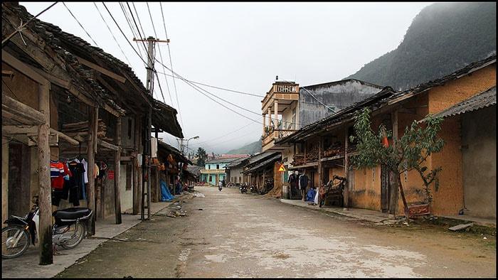 Tham quan thị trấn Phó Bảng - Hà Giang