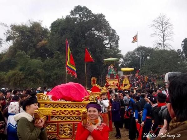 Những lễ hội đặc sắc của Yên Bái 1