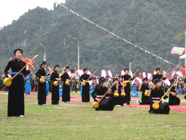 Lễ hội Lồng Tồng của người Tày ở Kiên Thành