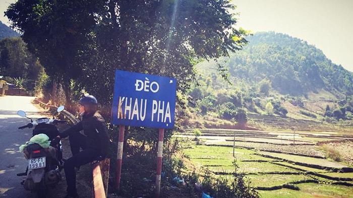Đèo Khau Phạ (Yên Bái)