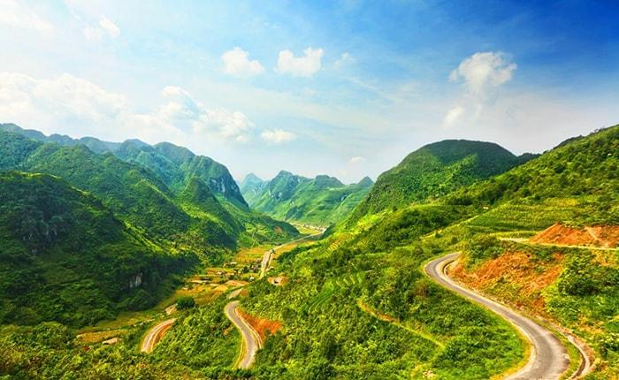 Vẻ đẹp của đèo Pha Đin, Điện Biên