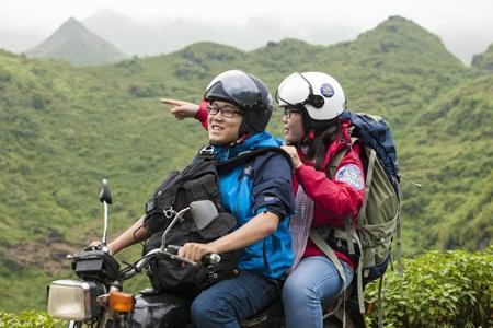 Lựa chọn phương tiện đi phượt Hà Giang