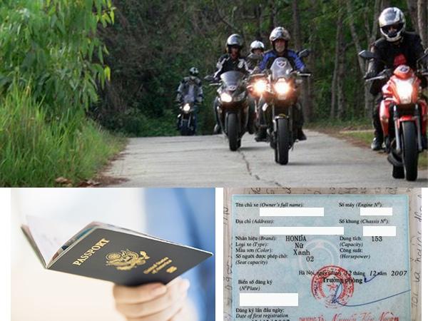 Thủ tục mang xe máy qua cửa khẩu Lào – Campuchia – Thái Lan 5