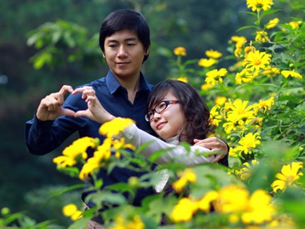 Phượt Đà Lạt những ngày cuối thu – Phần 1: Rực vàng màu hoa Dã Quỳ 4