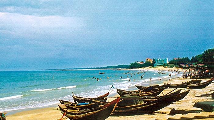 Phượt dã ngoại về biển Hải Thịnh, Nam Định