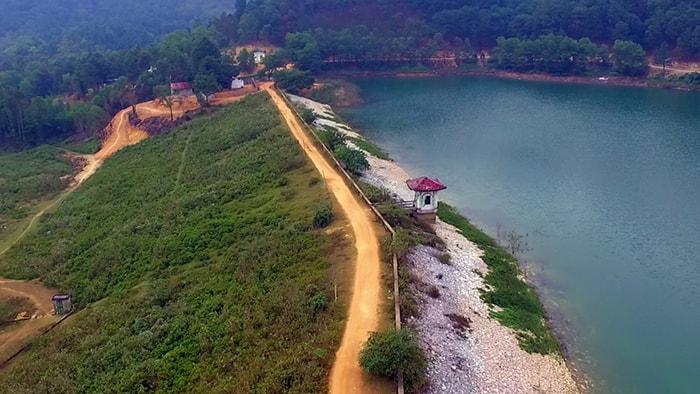 Phượt dã ngoại Núi Hàm Lợn, Sóc Sơn, Hà Nội