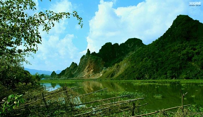 Hồ Quan Sơn, Mỹ Đức, Hà Nội
