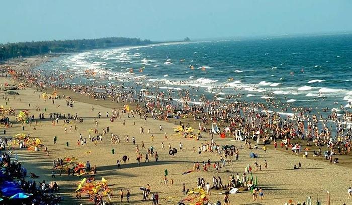 Bãi biển Sầm Sơn, Thanh Hóa mùa lễ hội