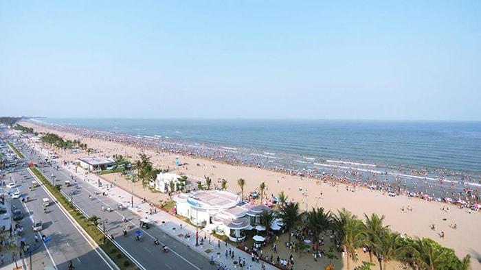 Bãi biển Sầm Sơn, Thanh Hóa