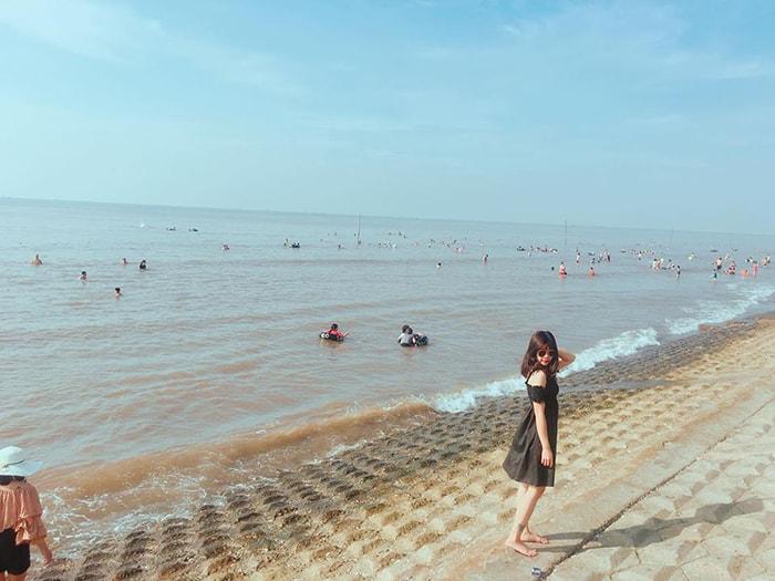 Biển Hải Thịnh, Nam Định