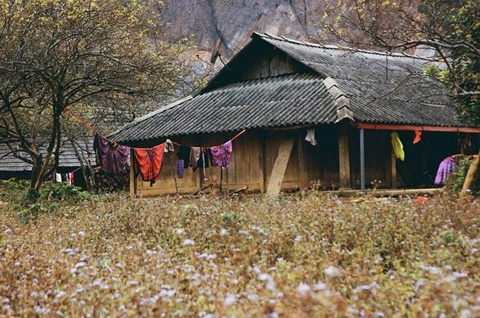 Bản làng ở Mộc Châu