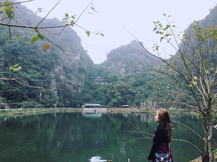 Ao Am Tiên - Tuyệt tình cốc ở Ninh Bình