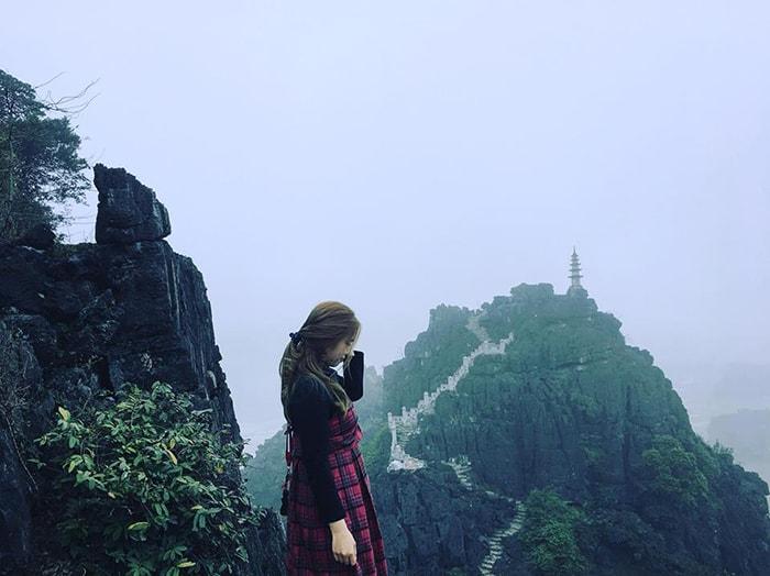 Đường lên Hang Múa, Ninh Bình
