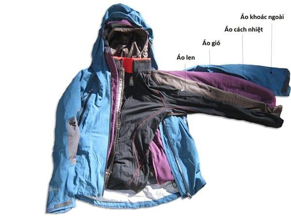 Bí quyết giữ ấm cơ thể khi di du lịch trong những ngày băng tuyết