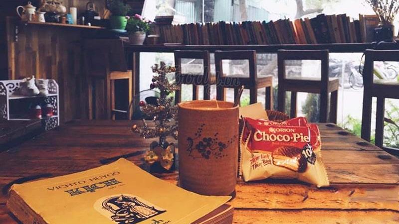 Book Coffee shop Nguyễn Công Hoan
