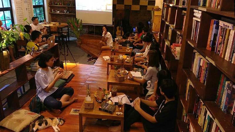 Tổ Chim Xanh Cafe