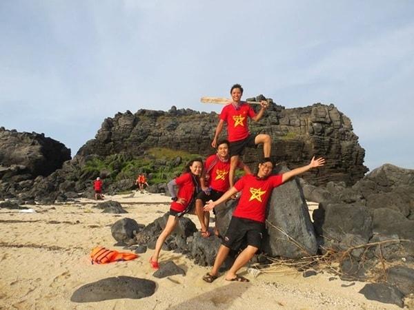 Tìm chốn bình yên trên đảo Phú Quý cùng các phượt thủ mê cái đẹp 4