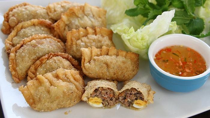 Bánh quai vạc đặc sản Phan Thiết