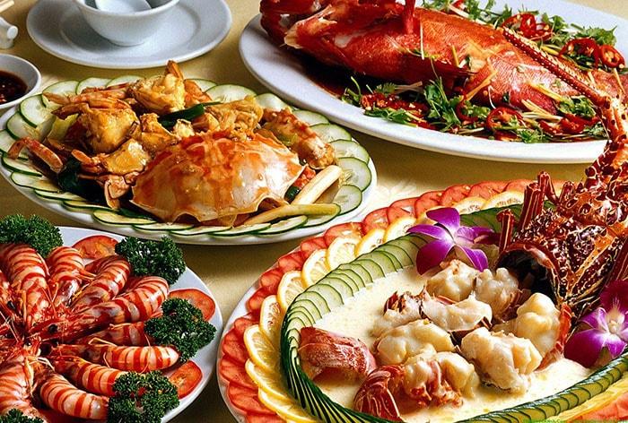 Thưởng thức hải sản Phú Quốc