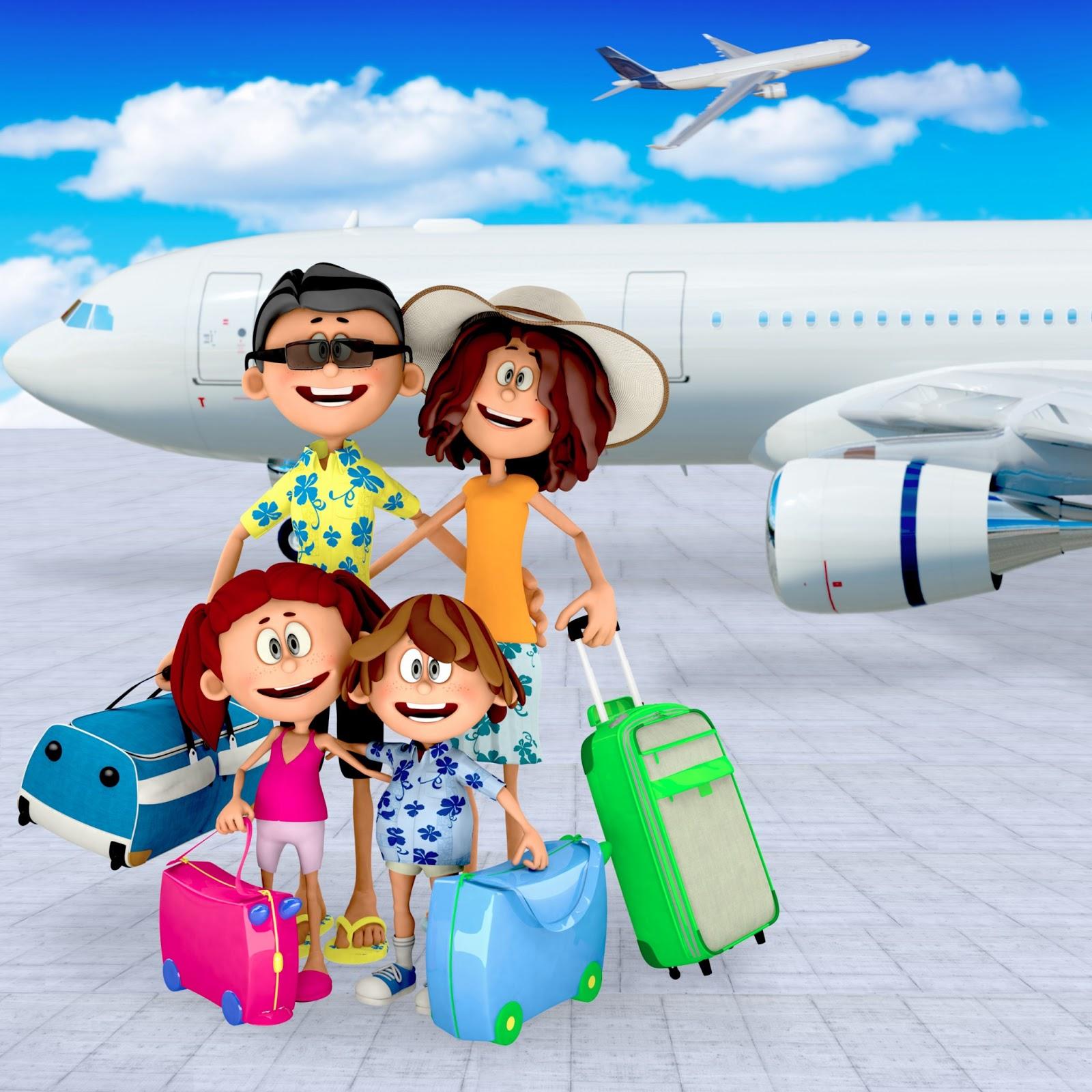 Mách bạn 5 cách để di du lịch gia đình siêu tiết kiệm
