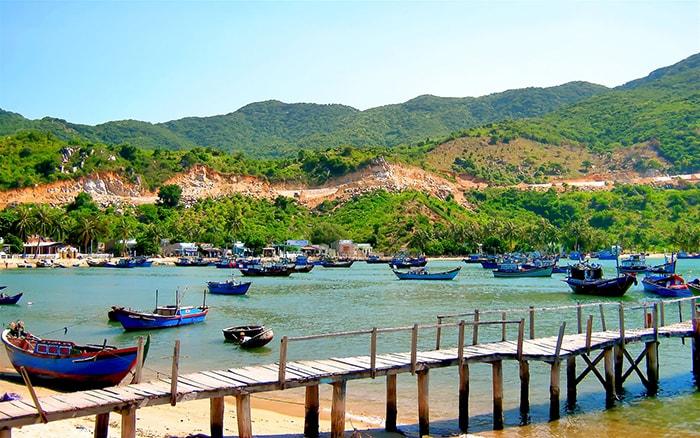 Vẻ đẹp của vịnh Vĩnh Hy