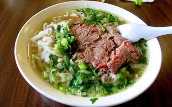 Những món ngon vang danh đất Nam Định