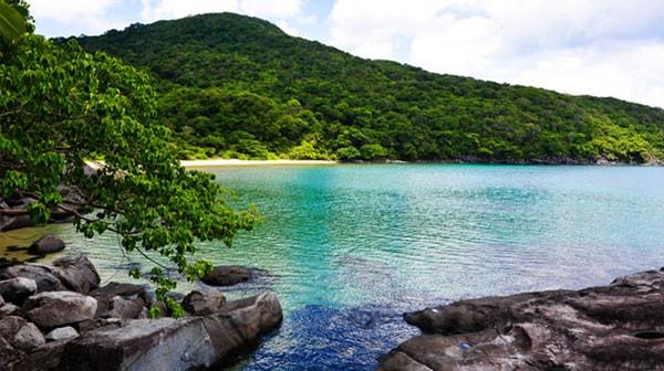 Bãi Đầm Trầu - Côn Đảo