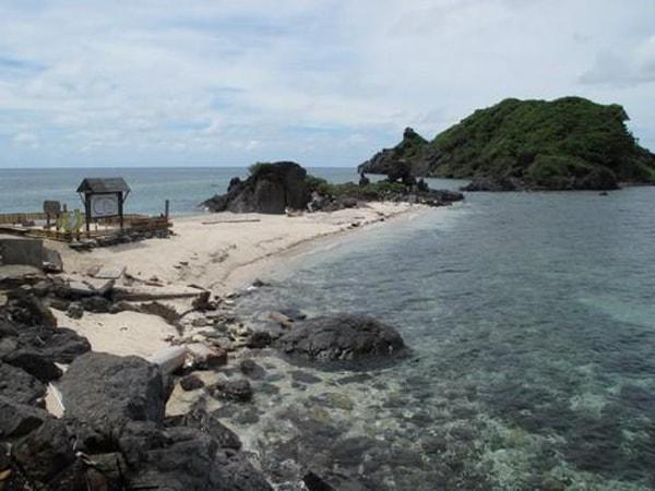 Hòn Tre lớn - Côn Đảo