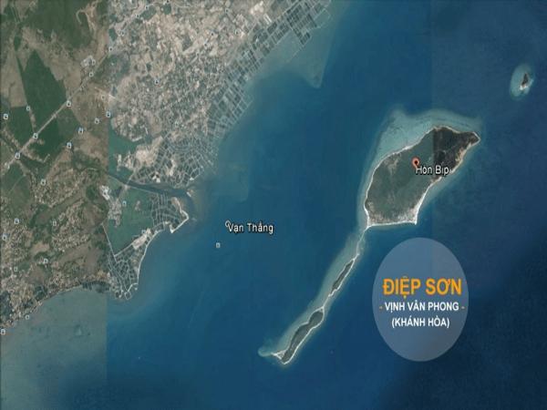 Trải nghiệm thú vị về con đường đi bộ dưới biển ở đảo Điệp Sơn (Khánh Hòa)