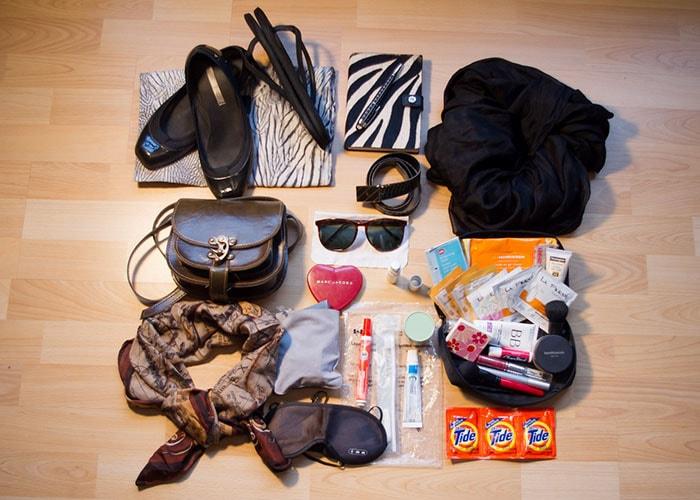 Chuẩn bị vật dụng đầy đủ khi đi du lịch Sài Gòn 1 mình